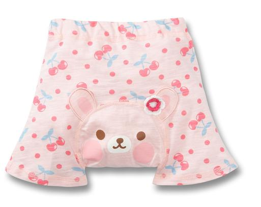 Kazoo – Cherry Bear Shorts