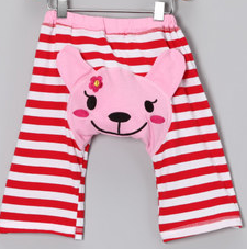 Kazoo – Pink Puppy Pants