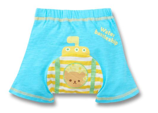 Kazoo – Submarine Bear Shorts